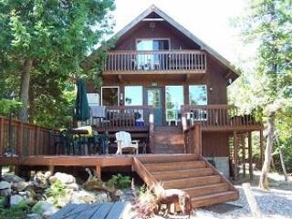 Lakefront Cottage,Private,3 bdrms,1.5hrs to Ottawa - Sainte-Therese vacation rentals