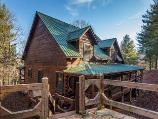 Little Piece of Heaven - Blue Ridge Luxury Cabin - North Georgia Mountains vacation rentals