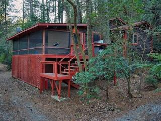 Your vacation begins at the River`s Edge - North Georgia Mountains vacation rentals