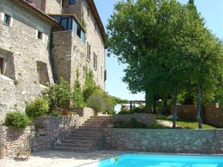 Spa-Like Stunning Castle 3 Jacuzzis Sauna and Pool - Terni vacation rentals