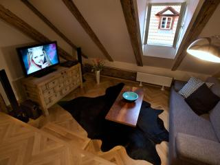 Old World One-Bedroom Apartment - Prague vacation rentals