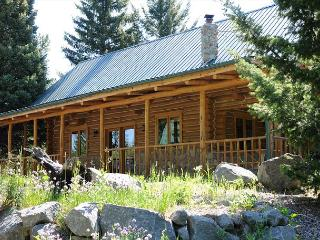 Trail Creek Cabin - Montana vacation rentals