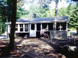 Loon Cabin, Wyman Lake, Maine - 2 Bedrooms - Moscow vacation rentals
