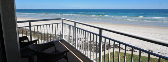 Balcony View - Summer Vacation at Seaward-- Family Friendly 3/2 - New Smyrna Beach - rentals