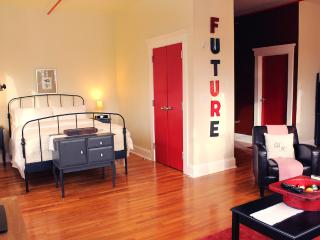 The Box House, City View Loft Suite with Terrace - Brooklyn vacation rentals