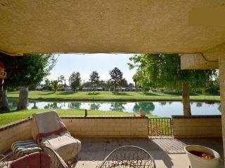 2BR Villa on the Golf Course, on the Water - Palm Springs vacation rentals