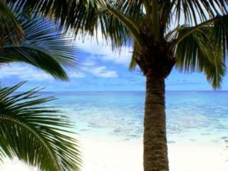 ANNS BEACH HOME Right on the Best Rarotonga Beach - Southern Cook Islands vacation rentals