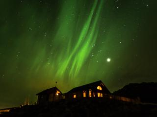 Cedar Log Cabin, 4 bed, Golden Circle, Iceland - Selfoss vacation rentals