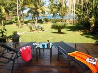 Villa Ibiscus,  Come to the Paradise, Front sea! - Santa Barbara de Samana vacation rentals
