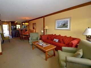 Camp 4 Unit 12: Spacious 3 BR / 3.5 Bath - Snowshoe vacation rentals