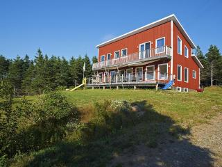 Modern style ocean front home  Gulf of St Lawrence - Cape Breton Island vacation rentals