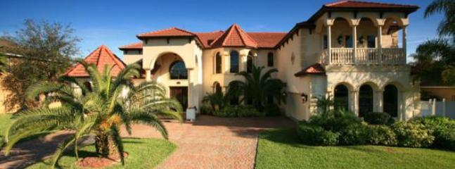 8 bed home 1.8 miles to Disney - Cinema - Pool - Image 1 - Kissimmee - rentals