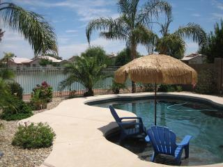 Beautiful Lake Oasis 4 bedroom/3 bath Private Home - Central Arizona vacation rentals
