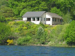 The Lodge, waterside 3 bedroom home with hillviews - Pitlochry vacation rentals