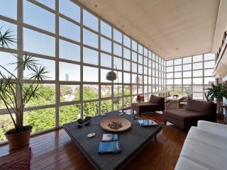 Big Penthouse, Unmatched View. Park of Chapultepec - Central Mexico and Gulf Coast vacation rentals