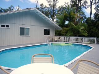 Tropical Pool Home in Pahoa - Puna District vacation rentals