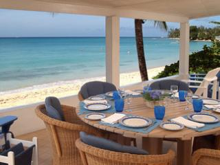 Aquamarine at Mullins Beach, Barbados - Beachfront, Amazing Sunset Views, Perfect For Families - Mullins vacation rentals