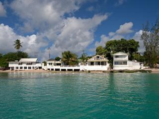 Easy Reach at Mullins, Barbados - Beachfront. Panoramic Views, Modern Beach House Style - Mullins vacation rentals
