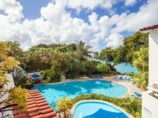 Merlin Bay - Hibiscus at Merlin Bay, Barbados - Beachfront, Pool, Spacious Sun Deck - Terres Basses vacation rentals