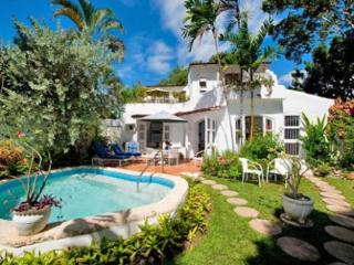 Merlin Bay - Secret Garden at Merlin Bay, Barbados - Beachfront, Pool, Landscaped Gardens - Merlin Bay vacation rentals