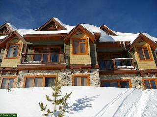 Blacksmith 7 Lower Village Location Sleeps 9 - Big White vacation rentals