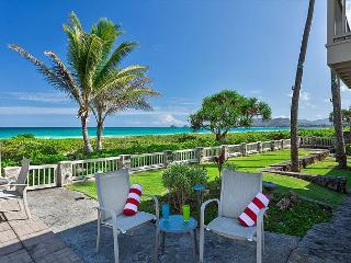 Kailua Beachfront - Spacious Family Home in Kailua's Best Location - Mauna Lani vacation rentals