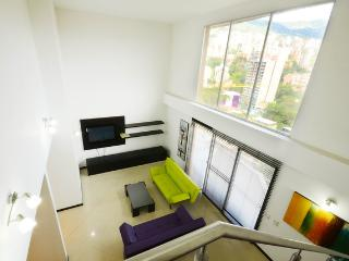 Ibiza 1301 Duplex Penthouse with City Views - Medellin vacation rentals