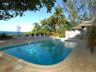 PARADISE TAC - 83377 - SECLUDED 3 BED FAMILY VILLA WITH SPECTACULAR VIEWS - MONTEGO BAY - Montego Bay vacation rentals