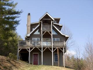 Rustic Chalet w/ Hot Tub and Views - New River Access  - Fleetwood Falls - Fleetwood vacation rentals