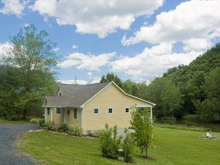 New River - Fishing - Swimming - Inner Tubes Provided - Fire Pit - Wi-Fi - Grassy Creek vacation rentals
