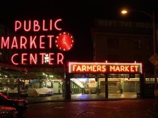 PIKE PLACE MARKET, Secure Parking, View, Top Floor - Seattle vacation rentals