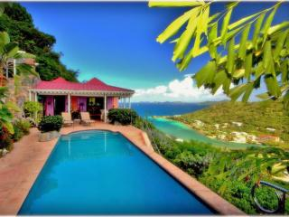 Limin'House Luxury 4 Bedroom Caribbean Villa - British Virgin Islands vacation rentals