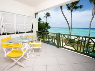 Leith Court 13: Casual Beachfront Apartment - Saint James vacation rentals