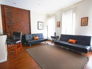PLUSH & SPACIOUS 2 BEDROOM FLAT IN NEW YORK CITY! (Manhattan) - Manhattan vacation rentals