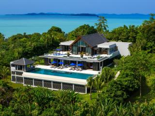 Villa Padma -  Pool Villa with Sea  & Sunset View - Phuket vacation rentals
