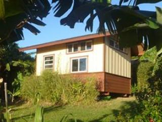 Studio Cottage w/Bonus Bedroom, Central in Haiku - Kihei vacation rentals