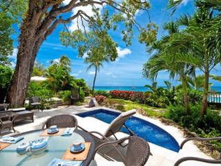 Coral Cove 2-The Mahogany Tree: Luxury Beachfront - Saint James vacation rentals