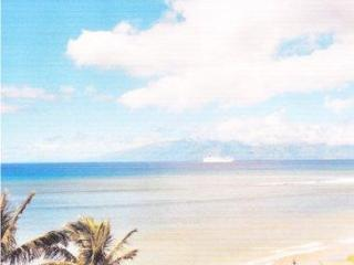 Oceanfront condo sands of kahana-6 nts - 7th free - Lahaina vacation rentals