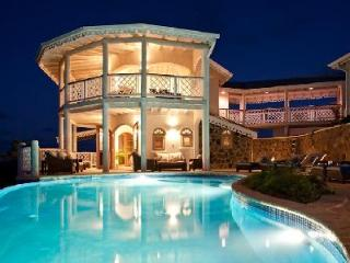 Mer Soleil - Stunning villa with pool, mesmerizing sea views & contemporary design - Saint Lucia vacation rentals