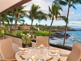 Beachfront Makena Surf Resort - F301 with pool- jacuzzi & tropical grounds - Makena vacation rentals