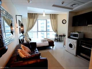 361-Furnished Studio In Dubai Marina - Dubai vacation rentals
