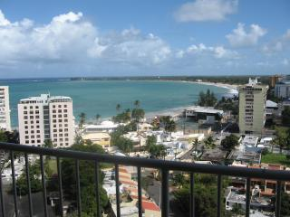 ESJ Towers beachfront studio San Juan's best beach - San Juan vacation rentals
