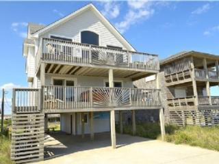 Orion's Landing - Semi-Oceanfront with Hot Tub & Great Ocean Views - Kill Devil Hills vacation rentals