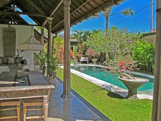 Beautiful Traditional Villa Isis 2 BR in Heart of Seminyak, pool fence available - Seminyak vacation rentals