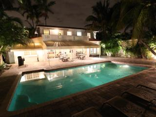 Tropical Water Front Miami Beach House - Hermosa Beach vacation rentals
