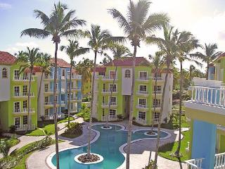 Affordable Luxury! Palm Suites 3-bedroom/3-bath Penthouse w/terrace - Punta Cana vacation rentals