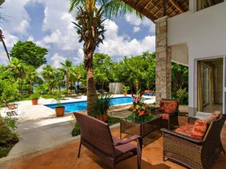 Villa Eden - private oceanfront retreat in Cozumel - Cozumel vacation rentals