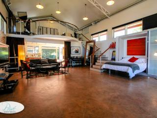 Carneros Valley Studio Loft - Napa Valley vacation rentals