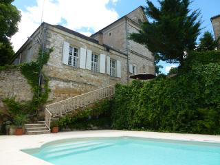 In the heart of a historic village villa with private salt water pool - Beaumont-du-Perigord vacation rentals
