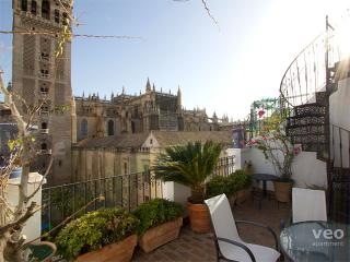 Catedral Terrace | Unique views over the Cathedral - Seville vacation rentals